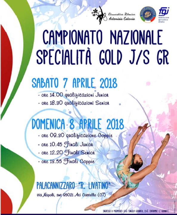 campionato nazionale aci castello 7-8 aprile 2018