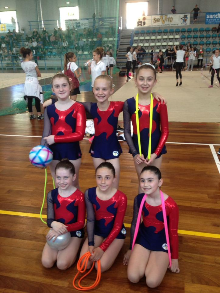 squadra 1 e squadra 2 categoria allieve